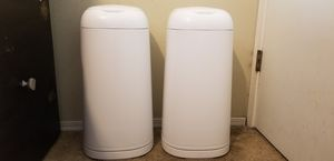 2 Diaper Genie's - Hardly used for Sale in Rowlett, TX