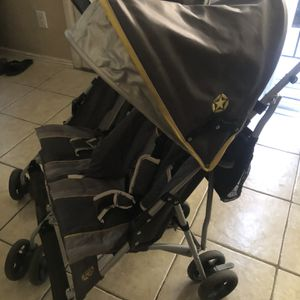Double Stroller for Sale in Scottsdale, AZ