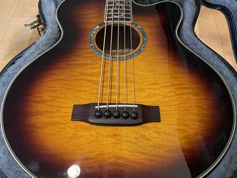 Michael Kelly 5-String Dragonfly Acoustic-Electric Bass for Sale in Seattle,  WA
