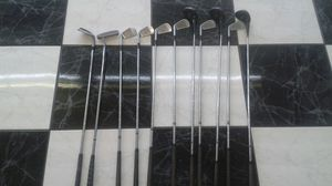 Golf Clubs - 11 pc set for Sale in Tampa, FL