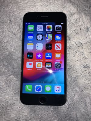 Iphone 6 64gb Unlocked for Sale in Silver Spring, MD