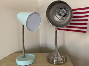 Two desk lamps for Sale in La Mirada, CA