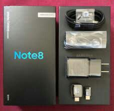 NOTE 8 UNLOCKED OR PAY 15% DOWN NO SOCIAL OR CRDT REQ for Sale in Houston, TX