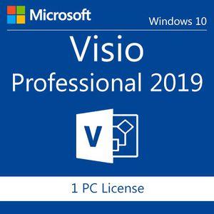 Microsoft Visio 2019 Professional Genuine for Sale in Chicago, IL