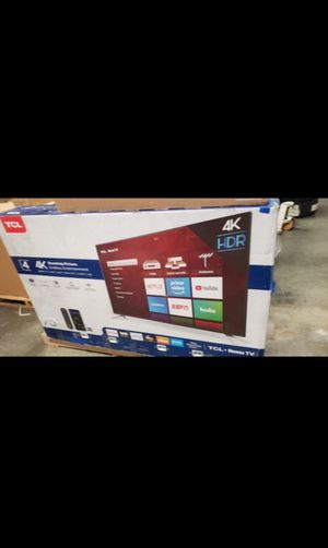 "75S423 75"" TCL UHD 4K ROKU TV for Sale in Upland, CA"
