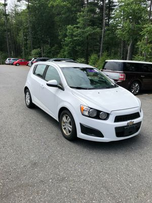 2012 Chevy Sonic for Sale in Boston, MA