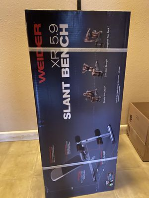 Workout bench for Sale in Turlock, CA