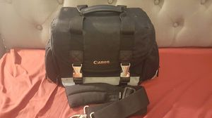 Canon Large camera bag 200dg for Sale in Fresno, CA