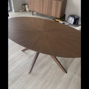 Oval Dinner Table for Sale in Arlington, VA
