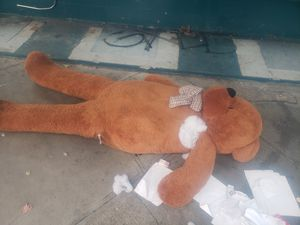 Giant 7ft teddy bear for Sale in Portland, OR