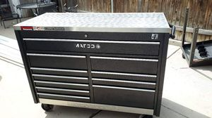 Marco 4s double bank tool box for Sale in Salt Lake City, UT