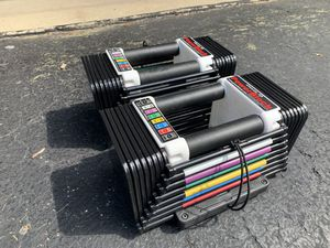 PowerBlock Classic 45lb Adjustable Weights for Sale in Hawthorn Woods, IL