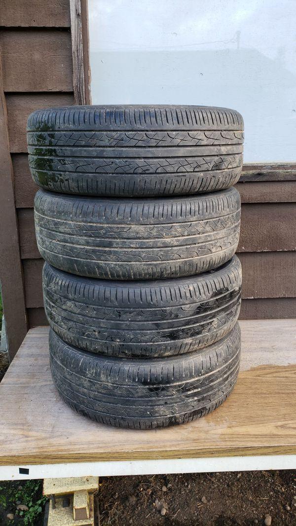 Wheels & Tires 215/50R17 5x100 Lug Pattern