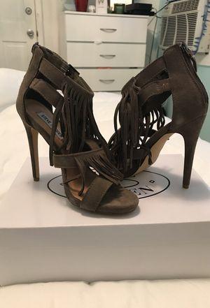 fringe Steve Madden heels for Sale in Miami, FL
