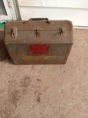 Army tool box for Sale in Oklahoma City, OK
