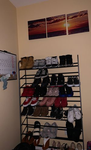 Shoe rack for Sale in San Leandro, CA