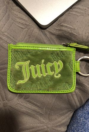 Juicy Couture wallet / card holder for Sale in Salt Lake City, UT