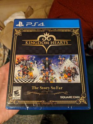 Kingdom Hearts the story so far PS4 for Sale in Groveport, OH