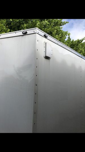 2013 LARK Enclosed Trailer (moving)ASAP best deal in town 7by 16 for Sale in Pompano Beach, FL
