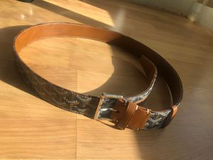 GoYard Mens Belt fits up to size 38 for Sale in Chula Vista, CA