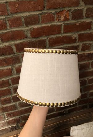 """World Market 10"""" Lamp Shade for Sale in New York, NY"""