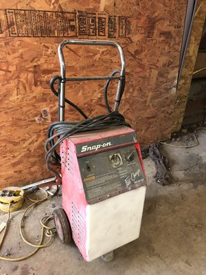 Snap on battery charger machine for Sale in Fresno, CA