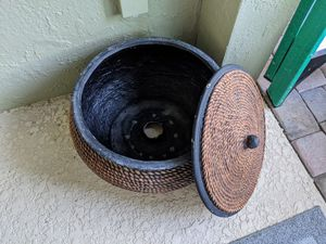 Hose container for Sale in Rockledge, FL