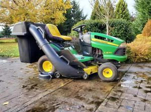 2008 John Deere LA145 Riding Mower for Sale in Oregon City, OR