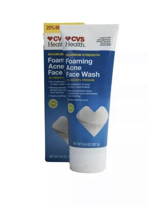 Cvs Health Foaming Acne Face Wash and Beauty 892053 6.6oz for Sale in Harrison, NY