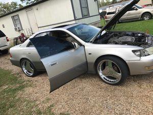 1999 Es300 Lexus $3000 for Sale in Hammond, LA