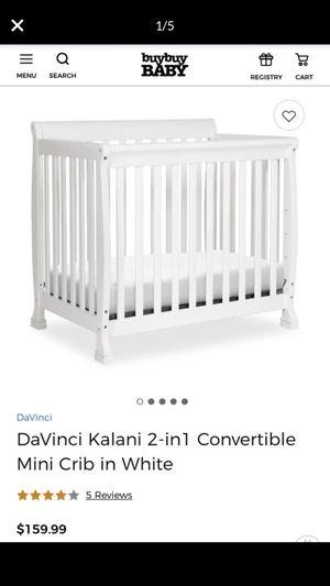 Baby has never slept in crib $90 for Sale in Atlanta, GA