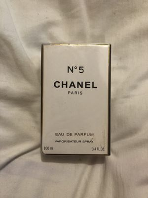 N•5 Chanel Eau De Parfum 100 ml for Sale in Boston, MA