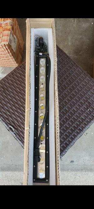 """*NEW*LED -BC60FS-5W 20"""" 60W 5W CREE LED BAR (COMBO) for Sale in Garden Grove, CA"""