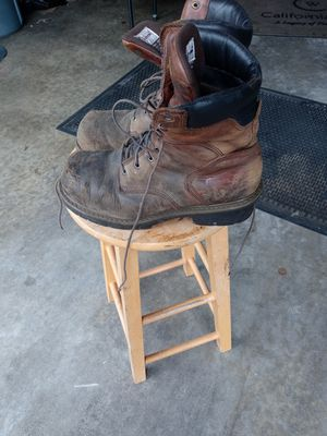 Work boots for Sale in Oceanside, CA