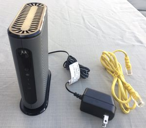MOTOROLA 16x4 Cable Modem DOCSIS 3.0 for Sale in Oceanside, CA
