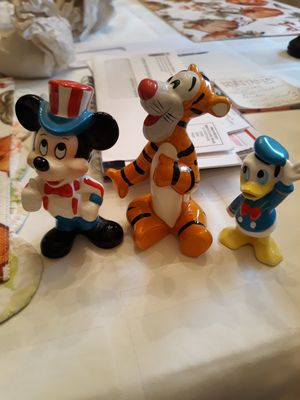 Disney porcelain figurines for Sale in South Windsor, CT
