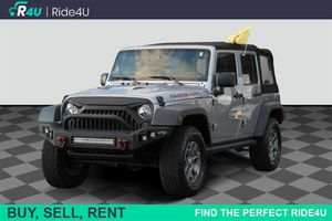 2015 Jeep Wrangler Unlimited Rubicon for Sale in St. Petersburg, FL