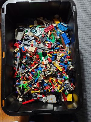 Huge 40lb Bulk Lot of Legos for Sale in Port Chester, NY