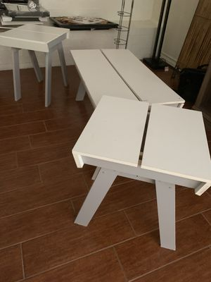 Coffee and end tables for Sale in San Angelo, TX