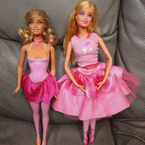 Barbie Ballerinas Dolls for Sale in Santa Ana, CA