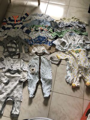 Baby boy clothes for Sale in Hollywood, FL