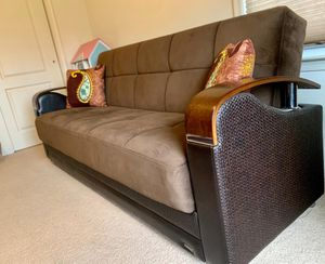 Futon sofa bed for Sale in Edison, NJ