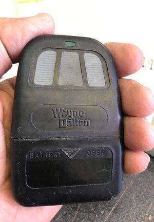 Wayne Dalton garage door opener for Sale in Covina, CA