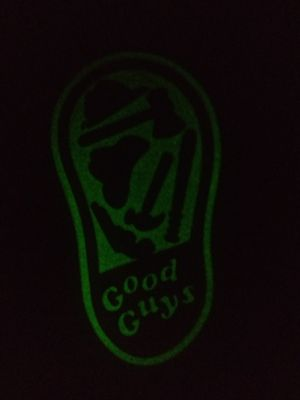 Chucky Franchise Exclusive Limited Glow in Dark Enamel Pin for Sale in Tampa, FL