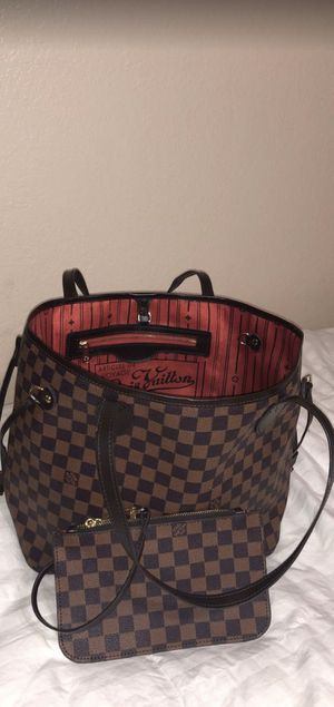 Louis Vuitton Neverfull MM bag for Sale in Hurst, TX