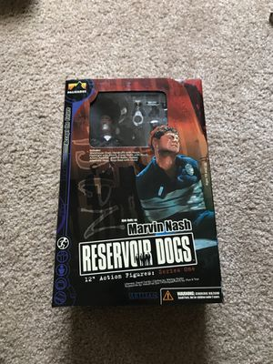 Reservoir Dogs 12 inch Action Figure. Marvin Nash. **RARE** for Sale in Morrisville, NC