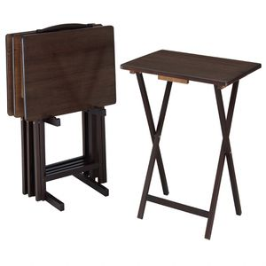 Mainstays tray table set for Sale in Oakland, CA