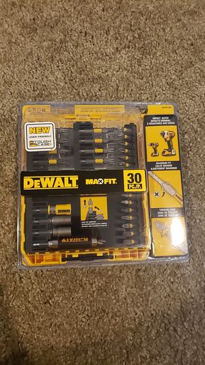 DEWALT 30 pc. Drill bit set for Sale in Batavia, OH
