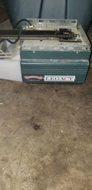 Legacy garage door opener for Sale in Saint Joseph, MO