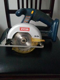Ryobi 18v Table Saw. No Battery! for Sale in South Salt Lake,  UT